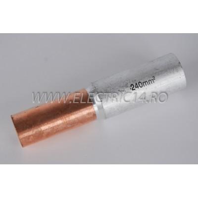 Conector Cupru-aluminiu 240 mm