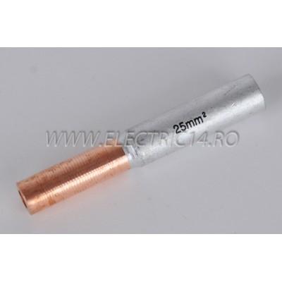 Conector Cupru-aluminiu 25 mm