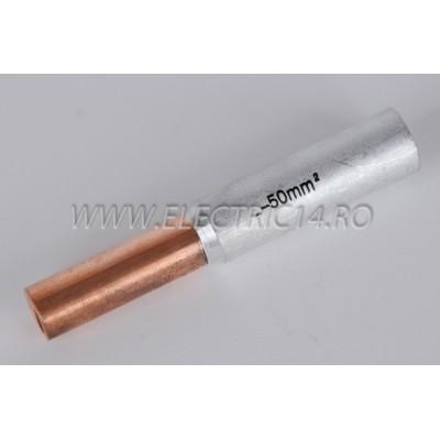 Conector Cupru-aluminiu 50 mm