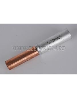 Conector Cupru-aluminiu 70 mm