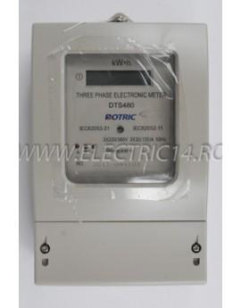 Contor Trifazat Electronic DTS480
