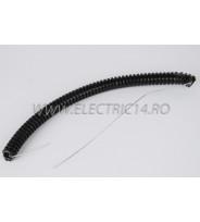 Copex PVC ignifug  cu sarma 16 mm, rola-100 ml Gewiss
