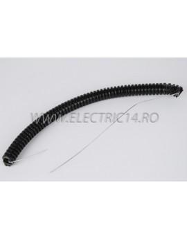 Copex PVC ignifug  cu sarma 16 mm, rola-100 ml Gewiss COPEX