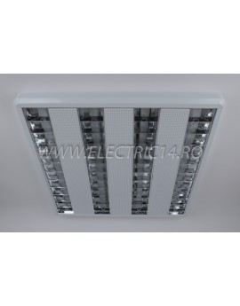 Corp Neon T5 Aplicat 4x14w Oglinda