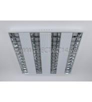 Corp Neon T5 Incastrat 4x14w Oglinda