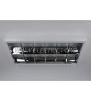 Corp Neon T8 Aplicat 2x18w Oglinda (NGL2)