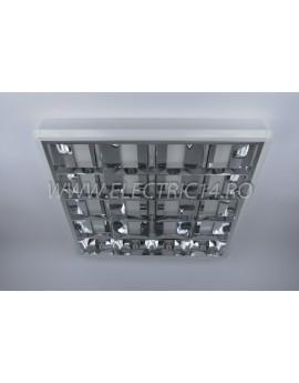 Corp Neon T8 Aplicat 4x18w Oglinda (RR)