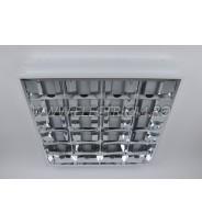 Corp Neon T8 Incastrat 4x18w Oglinda (NGD4)