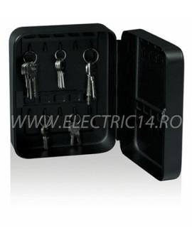 Cutie Mica pentru chei(20 chei),inchidere cu cifru SEIFURI-MANERE-VIZOARE DIGITALE