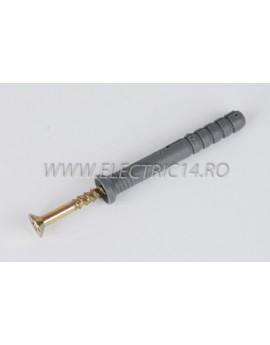 Diblu Percutie 8x60mm Set-100 bucati CLEME - COLIERE - DIBLURI