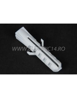 Diblu Pvc Rotund 10mm Set-100 bucati CLEME - COLIERE - DIBLURI
