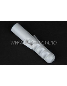 Diblu Pvc  Rotund 12mm Set-100 bucati