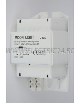 Droser Mercur 125w Moon