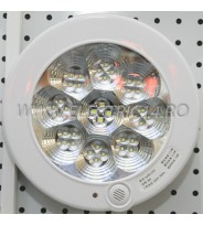 Aplica led 8w KB02 senzor miscare-senzor zgomot