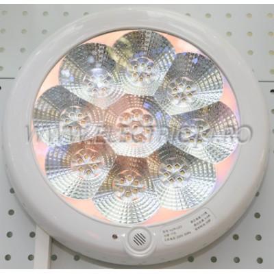 Aplica led 11w KB02 senzor miscare-senzor zgomot