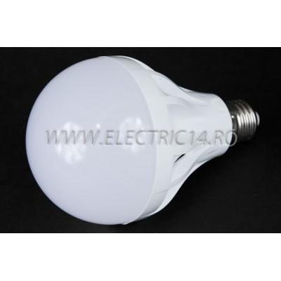 Bec Led E27 16w Cular Ventilatie SMD Lumina Rece
