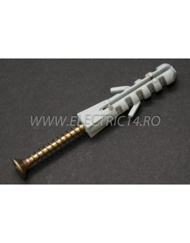 Diblu Holdsurub 8mm Patrat Set-100 bucati CLEME - COLIERE - DIBLURI