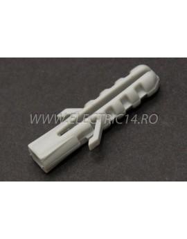 Diblu Pvc Patrat 6 mm Set-100 bucati