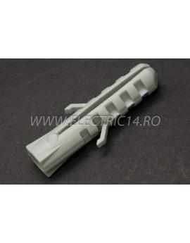 Diblu Pvc Patrat 10 mm Set-100 bucati