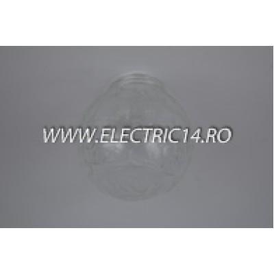 Glob Sticla Filet Clar se vinde numai la set 12 bucati- 12 lei bucata 144 lei set