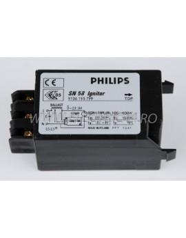 Ignitor Electronic 100-600w SN 58 Philips ACCESORII
