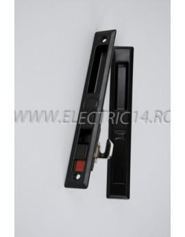 Incuietoare Pentru Usi Culisante 301 Negru