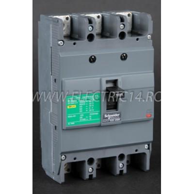Intrerupator Automat 160A EZC250N3160 Scheinder