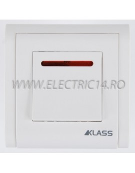 Intrerupator Ingropat Cap-Scara Led J-Klass