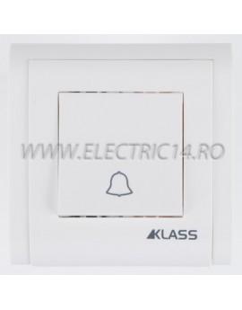 Intrerupator Ingropat Sonerie J-KLass