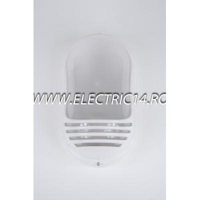 Lampa batt 1x60w 1126 alb