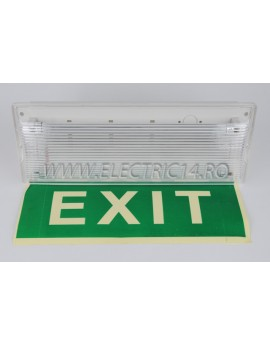 Lampa  Exit 2x8W 208
