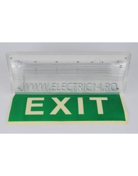 Lampa  Exit 2x8W 208