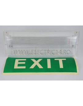 Lampa  Exit 8W 108