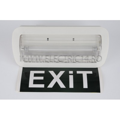 Lampa  Exit Incastrata 6W 106
