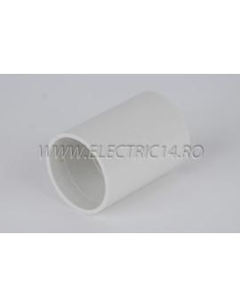 Mufa teava PVC 32 mm, set 20 buc