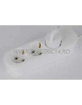 Prelungitor schuko 3 posturi-3 m (EL)