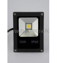 Proiector Led 10w Slim  Lumina Rece