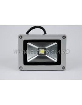 Proiector Led 10w 12V  Lumina Rece