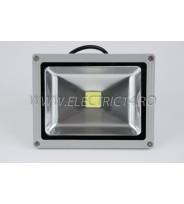 Proiector Led 20w 12V  Lumina Rece