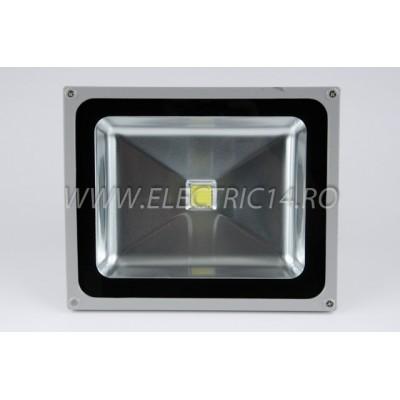 Proiector Led 50w 12V  Lumina Rece