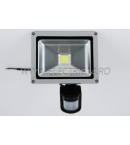 Proiector Led 20w Senzor  Lumina Rece