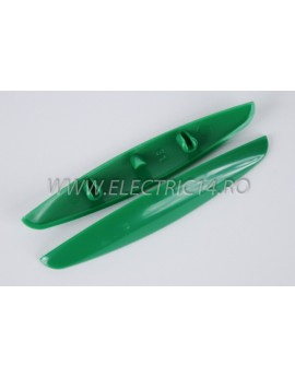 Rama Decorativa Verde Set-10 bucati