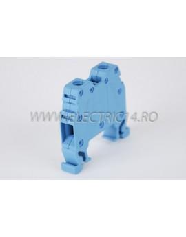 Regleta Sina DIN-MRK 6 mm  Albastru