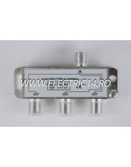 Spliter 3 cai 1000 mhz