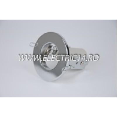 Spot incastrabil E14 R39 crom 8101