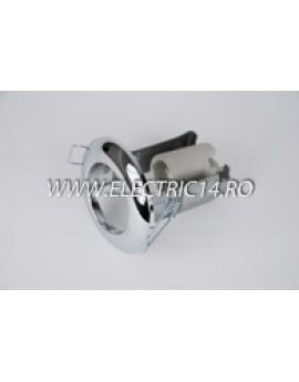 Spot incastrabil E14 R50 crom EL