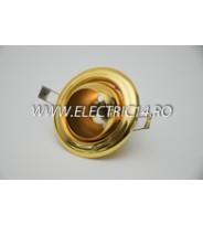 Spot incastrabil E14 R50 Mobil auriu VT