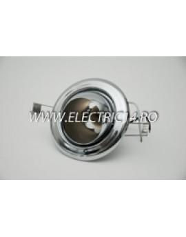 Spot incastrabil E14 R50 Mobil crom VT