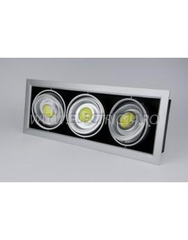 Spot Led 3x10w Lumina Rece (DD) SPOTURI LED