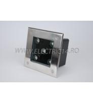Spot Led Pavaj 5w 150x150mm Lumina Rece IP65 (int.132x132mm)